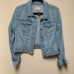 Old Navy Denim Jacket 👖 NWOT